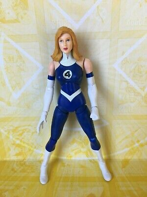 Marvel Legends Hasbro Ronan BAF Series Invisible Woman Action Figure (J)