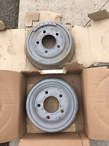 D100/D150 DODGE RAM REAR DRUMS - BRAND NEW