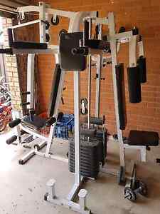 Complete GYM set Summer Hill Ashfield Area Preview