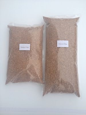 Manuka Woodchips