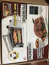 Nuwave Countertop Convection Bravo Xl Smart Oven Ebay