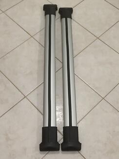 Low Profile Cross Bars to suit Nissan