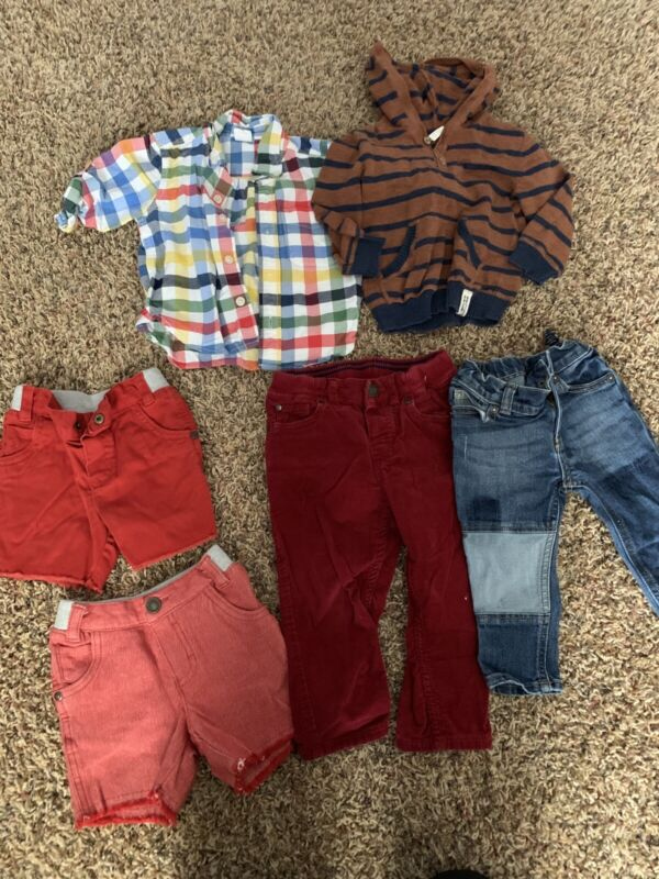 Baby Boy Clothes Lot 12 Months