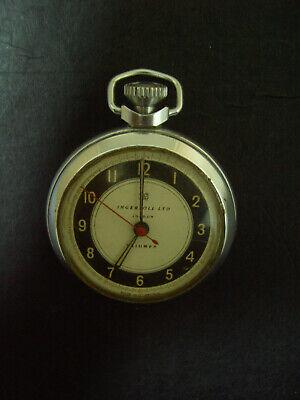 Vintage Ingersoll Triumph Pocket Watch