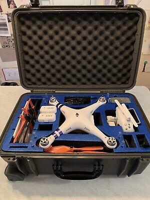 DJI Phantom 3 Professional 4K Camera Quadcopter - White (CP.PT.000181)