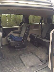 Dodge Grand Caravan Custom Seat Covers