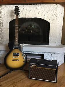 Kit guitare Epiphone special 2 et Vox 10 watts