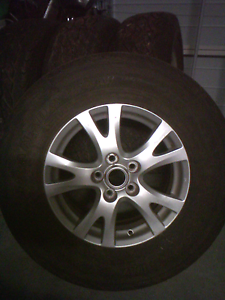 """Ford/Mazda with  All Terrain Tyres,  fits Ford 16"""" Post AU Port Macquarie Port Macquarie City Preview"""