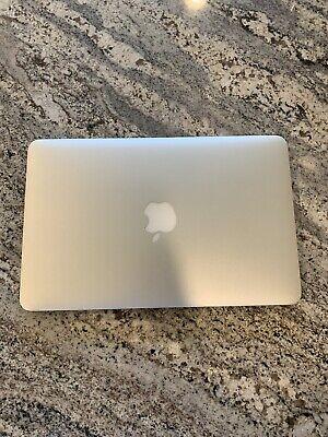 Apple MacBook Air 1.4GHz Dual-Core i5 4GB RAM 128GB SSD 11-Inch (Early-2014)
