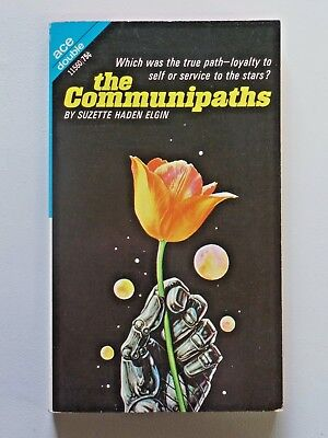 Ace Double P.B Book THE NOBLEST EXPERIMENT IN THE GALAXY / THE COMMUNIPATHS 1127 for sale  Shipping to India