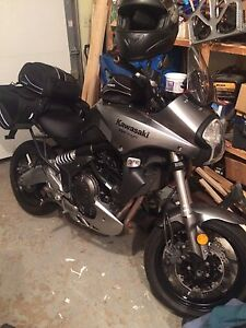 2009 650 versys    May do trade old mustang or?