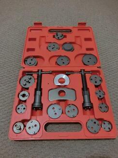 22pc Brake Caliper Piston Rewind tool kit Auto wind back