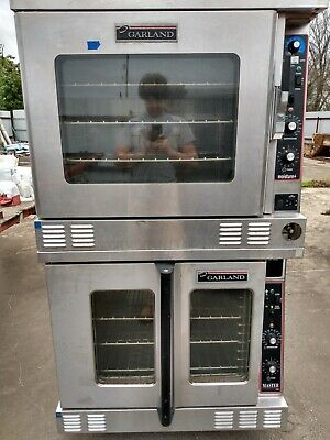 Garland Double Gas Oven Mc0-gs-10s