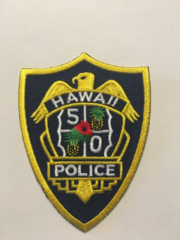 Hawaii 5-0 Police Patch