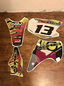 Kx125 graphic kit******2011 Nollamara Stirling Area Preview