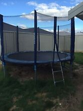 Large Round Trampoline Canning Vale Canning Area Preview