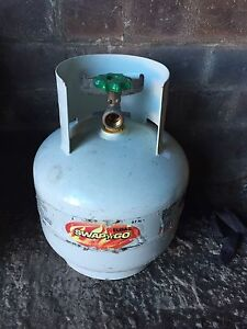 3.7 KG gas bottle BBQ Petersham Marrickville Area Preview