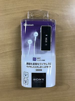 Sony SONY wireless earphone SBH 50: Canal type Bluetooth compatible remote contr