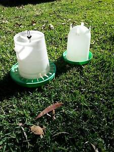 Chicken feeders (water and food) Thornleigh Hornsby Area Preview
