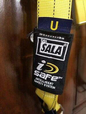 Sala I-safe Small Safety Fall Protection Construction Hunting Harness