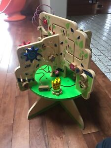 Manhattan Toy co. Tree top adventure infant / baby/ toddler toy