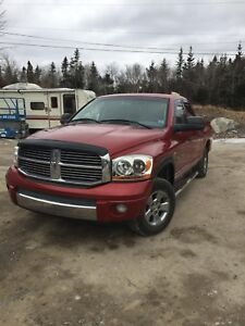 2006 Dodge RAM 1500 LARAMIE, Leather, new MVI