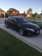 Fg xr6 turbo 08 black auto Shelley Canning Area Preview