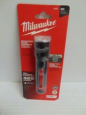 Milwaukee2107 325L Focusing Flashlight 325 Lumens BRAND NEW