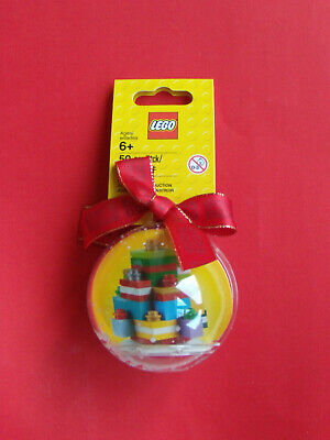 Lego Christmas Tree Ornament Presents / Christmas Gifts 853815 NEW BUBBLE