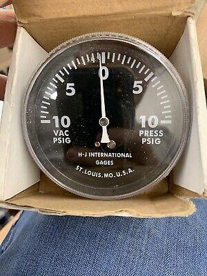 - Pressure Vacuum Gauge