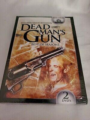 Dead Man's Gun - Best of Season 1 (DVD) Brand New Kris