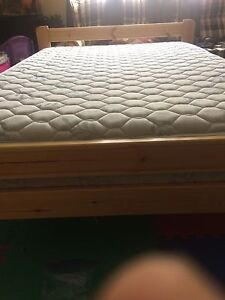 Double bed/mattress free deliver