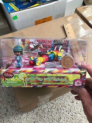 Rare New Disney Wreck It Ralph Sugar Rush Racer Swizzle The Swizz Malarkey