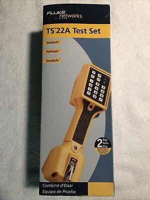 Fluke Networks Ts22a Test Set - Telephone Test Set