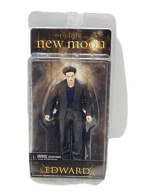 "Neca Twilight Saga New Moon Edward Action Figure vampire doll 7"" New Sealed"