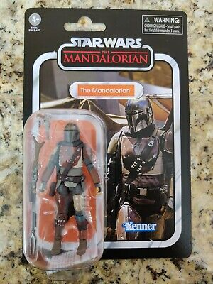 Star Wars The Vintage Collection THE MANDALORIAN 3.75 Inch Figure - IN STOCK!!