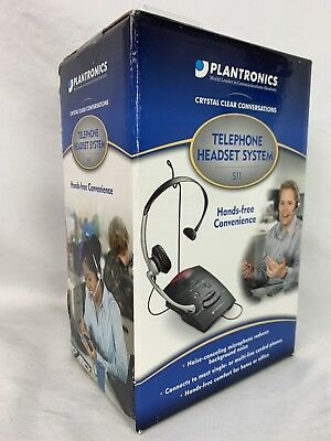 Plantronics Telephone Headset System S11