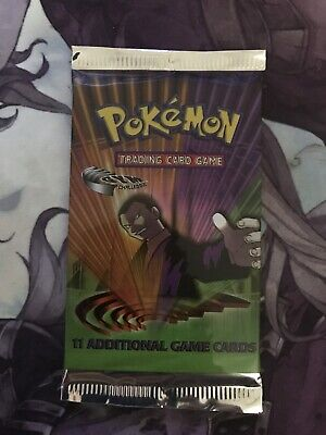 Pokemon Gym Challenge Booster Pack