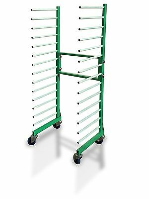 "SPRAY RACK                   FOR YOUR SPRAY SHOP   ""ECO RACK"""