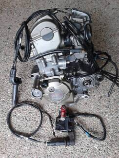 HONDA CRF 250R 2007 COMPLETE RUNNING ENGINE PACKAGE. Mackay Mackay City Preview