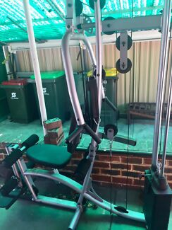 Home Gym & Weight Bench