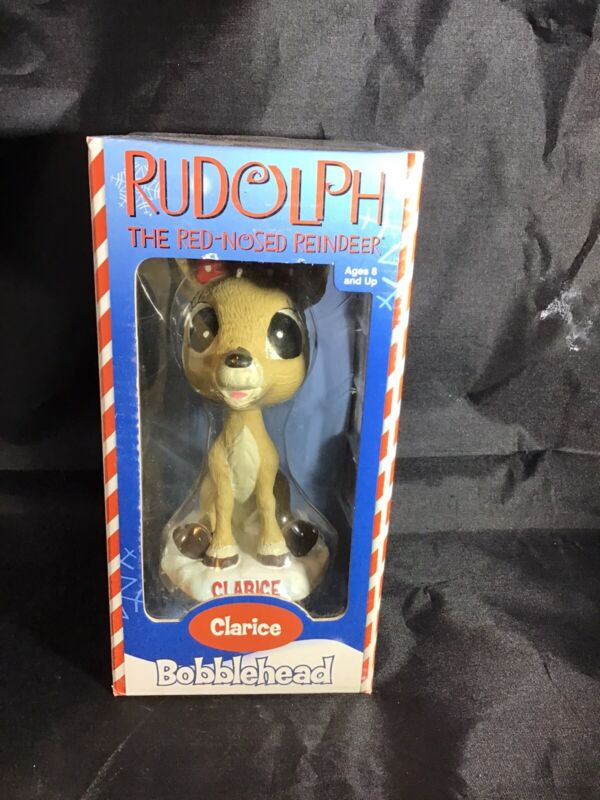Rudolph The Red Nose Reindeer Bubblehead, Clarice