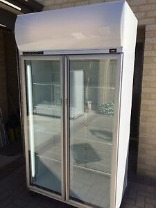 Scope - Twin Door Commercial Fridge Belmont Belmont Area Preview