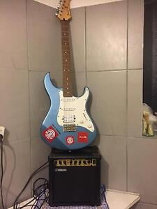 Yamaha electric guitar with Amp Wembley Cambridge Area Preview