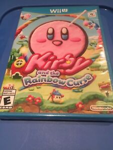 Kirby and the Rainbow Curse (Brand New)