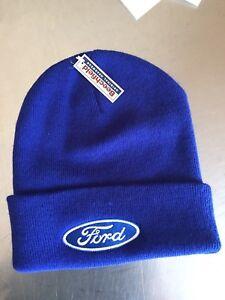 Ford Beanie Hat Embroidered Logo Beechfield Cuffed Beanie 85305c014cc