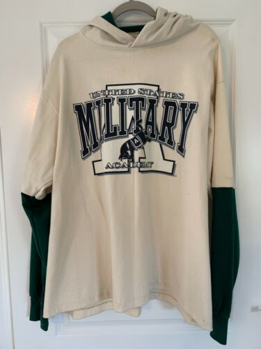 Vintage USMA Military Academy West Point  Sweatshirt - Size XL, Preowned