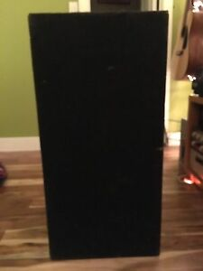 "Bass slammer duel 12"" ported sub box  Edmonton Edmonton Area image 7"