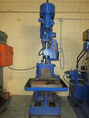 ALLEN 30 SLIDING HEAD DRILL PRESS 3 HP W/ -