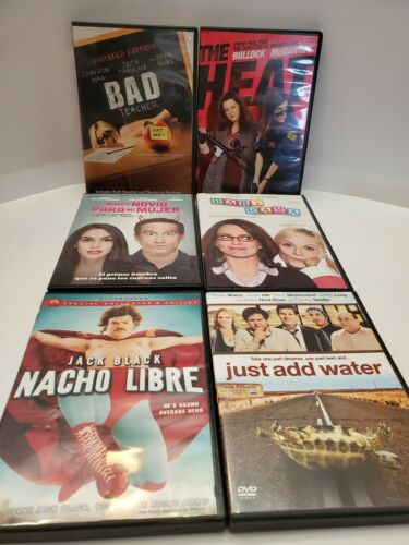DVDs Lot Of 6 - $4.99